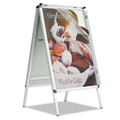 QRTAF32 - Quartet® A-Frame Sign