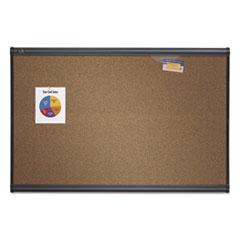 QRTB247G - Quartet® Prestige™ Colored Cork Bulletin Board
