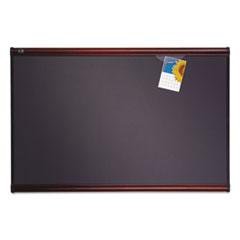 QRTB443M - Quartet® Prestige™ Gray Diamond Mesh Bulletin Board