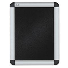 QRTCF8511 - Quartet® Clip-Frame Aluminum Sign Holder