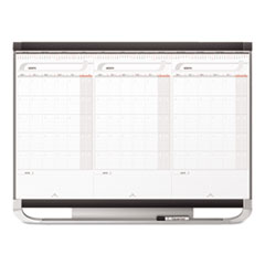 QRTCMP32P2 - Quartet® Prestige® Total Erase® Three-Month Calendar