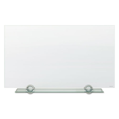 QRTG3922IMW - Infinity™ InvisaMount Magnetic Glass Marker Board