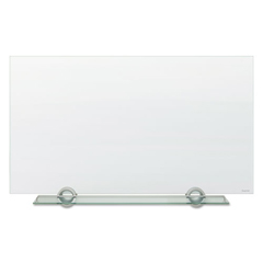 QRTG7442IMW - Infinity™ InvisaMount Magnetic Glass Marker Board