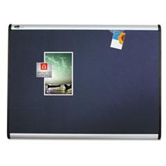 QRTMB543A - Quartet® Prestige Plus™ Magnetic Fabric Bulletin Boards