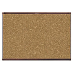 QRTMC244MP2 - Quartet® Prestige® 2 Magnetic Cork Bulletin Board