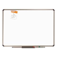 QRTP567T - Quartet® Euro™ Frame Total Erase Premium Magnetic Porcelain Marker Board
