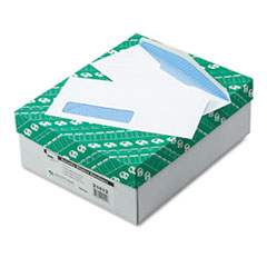 QUA21412 - Quality Park™ Security Tinted Business Envelope