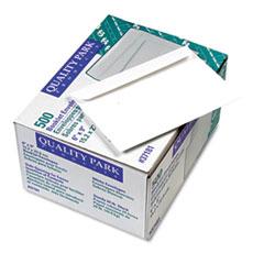 QUA37181 - Quality Park™ Open-Side Booklet Envelope