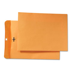 QUA43090 - Quality Park™ Park Ridge™ Kraft Clasp Envelope