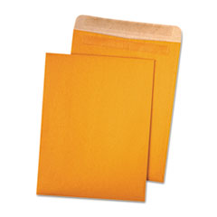 QUA43511 - Quality Park™ 100% Recycled Brown Kraft Redi-Seal™ Envelope