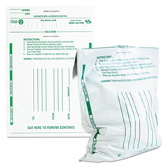 QUA45224 - Quality Park™ Poly Night Deposit Bags