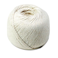 QUA46171 - Quality Park™ White Cotton String in Ball