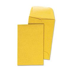 QUA50160 - Quality Park™ Kraft Coin and Small Parts Envelope