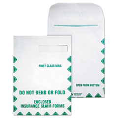 QUA54692 - Quality Park™ Redi-Seal™ Insurance Claim Form Envelope