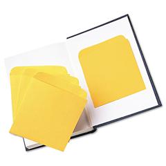 QUA62273 - Quality Park™ Library Book Card Pockets with Ungummed Backs