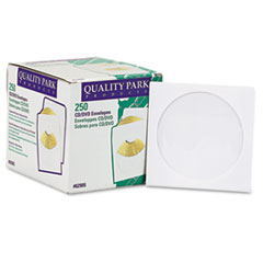 QUA62905 - Quality Park™ CD/DVD Sleeves