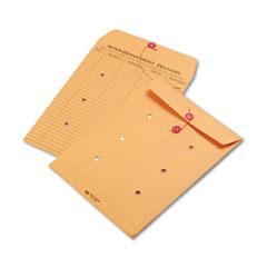 QUA63462 - Quality Park™ Light Brown Kraft String & Button Interoffice Envelope