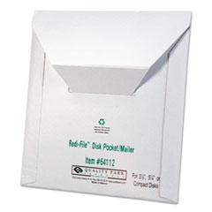 QUA64112 - Quality Park™ Redi-File™ Disk Pocket/Mailer