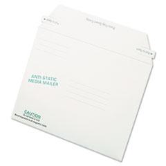 QUA64126 - Quality Park™ Antistatic Fiberboard Disk CD/DVD Mailer