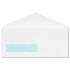 QUACO171 - Columbian® Poly-Klear® Single Window Envelope