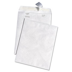 QUAR3120 - SURVIVOR White Leather™ Envelopes of DuPont® Tyvek®