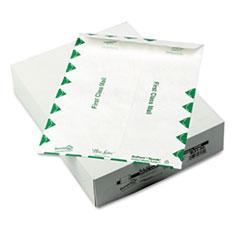 QUAR3130 - SURVIVOR White Leather™ Envelopes of DuPont® Tyvek®