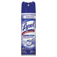 RAC02569 - LYSOL® Brand Power Foam Bathroom Cleaner