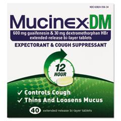 RAC05640 - Mucinex® DM Expectorant and Cough Suppressant