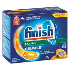 RAC76491CT - FINISH® Dish Detergent Gelpacs®