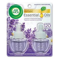 RAC78473 - Air Wick® Scented Oils Twin Refill- Relaxation™ Lavender & Chamomile