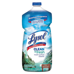 RAC78630CT - LYSOL® Clean & Fresh Multi-Surface Cleaner