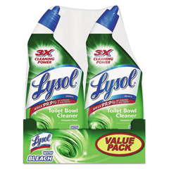 RAC80078CT - LYSOL® Brand Disinfectant Toilet Bowl Cleaner With Bleach