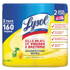 RAC80296 - LYSOL® Brand Disinfecting Wipes