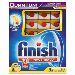 RAC88109CT - FINISH® Quantum® Dishwasher Tabs