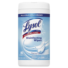 RAC89346 - LYSOL® Brand Disinfecting Wipes
