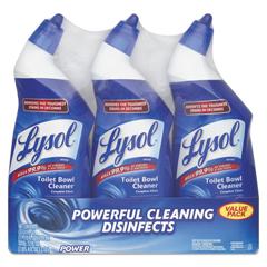 RAC90704PK - LYSOL® Brand Disinfectant Toilet Bowl Cleaner