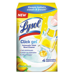 RAC92920 - LYSOL® Brand Click Gel™ Automatic Toilet Bowl Cleaner
