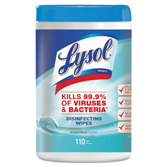 RAC93010 - LYSOL® Brand Disinfecting Wipes