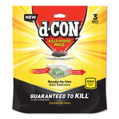 RAC99427 - d-CON® Disposable Bait Station