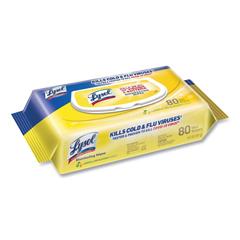 RAC99716CT - Lysol Disinfecting Wipes Flatpacks
