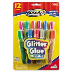 RAI40066AA24 - RoseArt® Washable Glitter Glue Pens