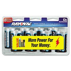 RAY8138CF - Rayovac® Alkaline Batteries