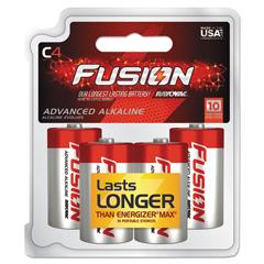 RAY8144TFUS - Rayovac® Fusion Performance Alkaline Batteries
