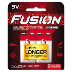 RAYA16042TFUS - Rayovac® Fusion Performance Alkaline Batteries