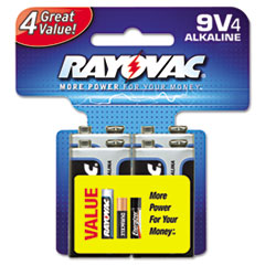 RAYA16044CTF2 - Rayovac® Alkaline Batteries
