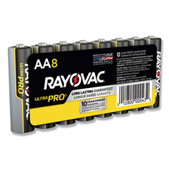 RAYALAA - Rayovac® Industrial PLUS Alkaline Batteries