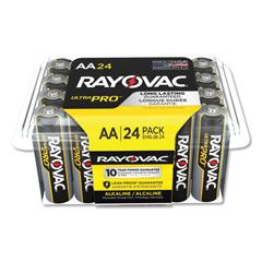 RAYALAA24F - Rayovac® Ultra Pro™ Alkaline Batteries