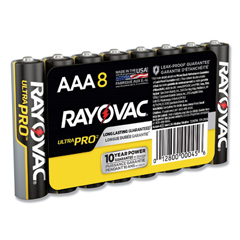 RAYALAAA - Rayovac® Industrial PLUS Alkaline Batteries