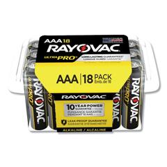 RAYALAAA18 - Rayovac® Industrial PLUS Alkaline Batteries