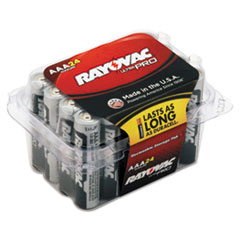 RAYALAAA24F - Rayovac® Ultra Pro™ Alkaline Batteries